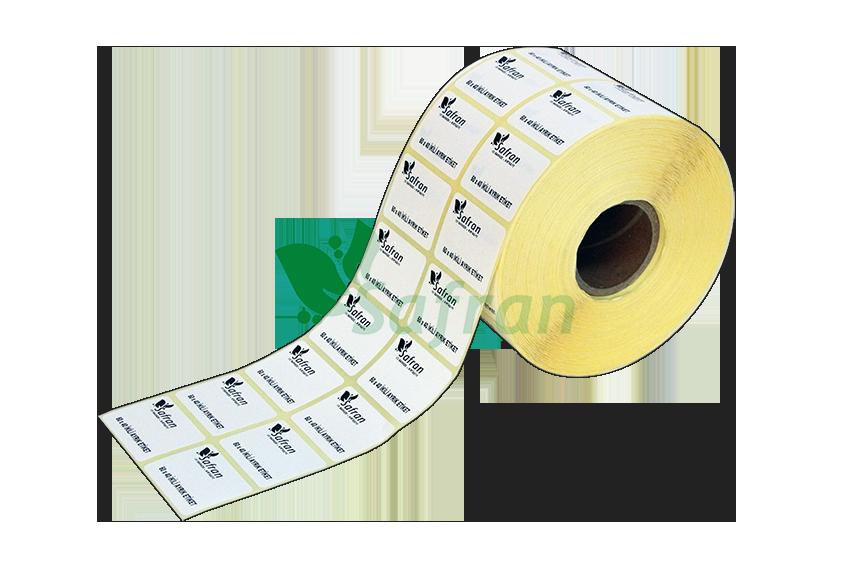 40X60 TERMAL BARKOD ETİKETİ 2 Lİ  ( 1000 li )