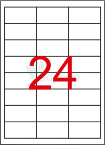 TANEX LAZER ETİKET 64.6 X 33.8